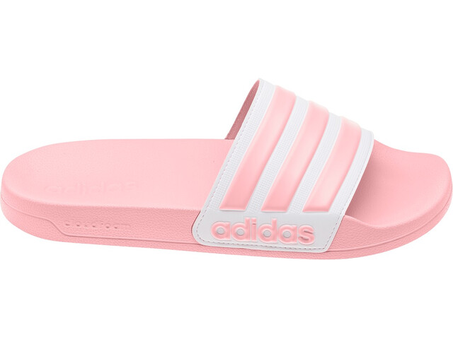 adidas Adilette Shower Claquettes Femme, glory pink/footwear white/glory pink